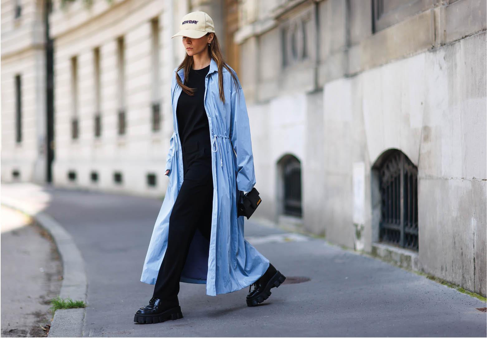 Herfst: Hoe kom je droog en fashionable aan?