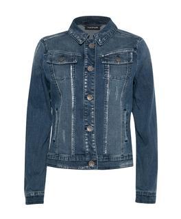Spijkerjack Blauw 530006-11029