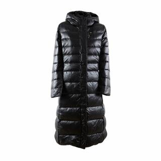 USA Janet long down jacket with hood