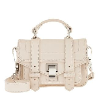 Crossbody bags - PS1 Micro Crossbody Bag Lamb Leather in grijs voor dames