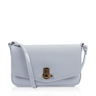 Anouk Crossbodybag Glossy Grey