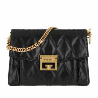 Crossbody bags - Small GV3 Bag Diamond Quilted Leather in zwart voor dames