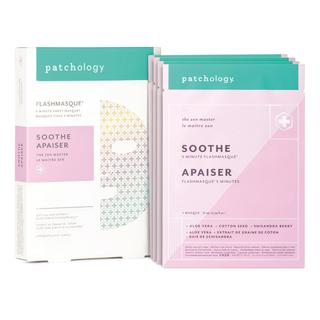 FlashMasque Soothe 5 Minute Sheet Mask
