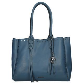 Smilla shopper L steel blue