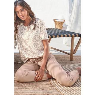 Pyjamabroek in een zachte kwaliteit
