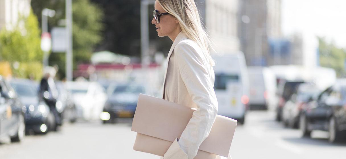 Help! Mijn witte top of broek schijnt door | Fashionchick