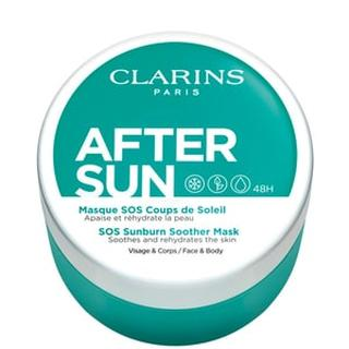 After Sun Care Face   Body Sos Sunburn Soother Mask