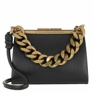 Crossbody bags - Small Structured Crossbody Bag in zwart voor dames