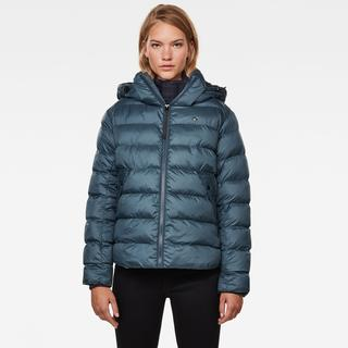 Whistler Hooded Puffer Jack - Straight Fit