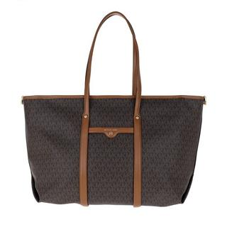 Shoppers - Beck Large Tote in bruin voor dames