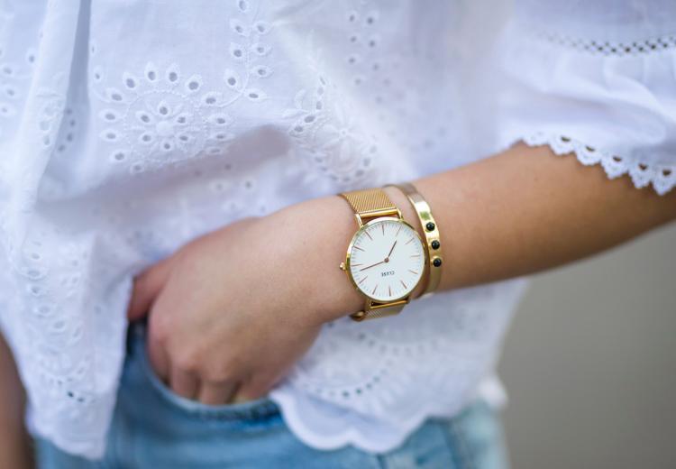 18x de mooiste goudkleurige horloges