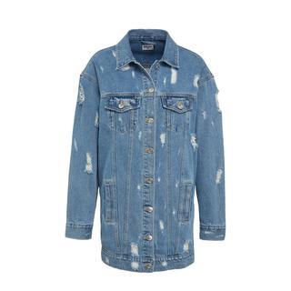 spijkerjasje VALLEY rd10 vintage blue