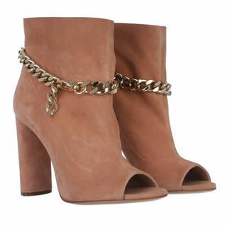 Boots & laarzen - SPUNTATO CAMO+UNCHA.PLA in roze voor dames