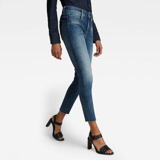 Lhana Skinny Ankle Jeans - Skinny Fit - Taillehoogte Hoog