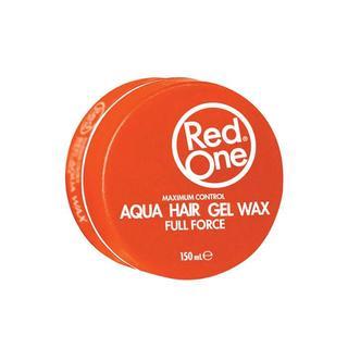 Orange Aqua Hair Gel Wax