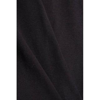 edc Women A-lijn jurk van biologisch katoen zwart