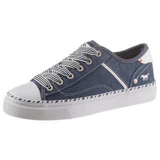 sneakers met 3 cm dikke plateauzool