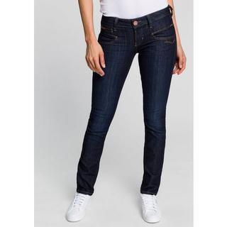 slim fit jeans Alexa SDM met pas in hartmodel en vele liefdevolle details