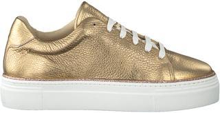Gouden Lage Sneakers Fermo