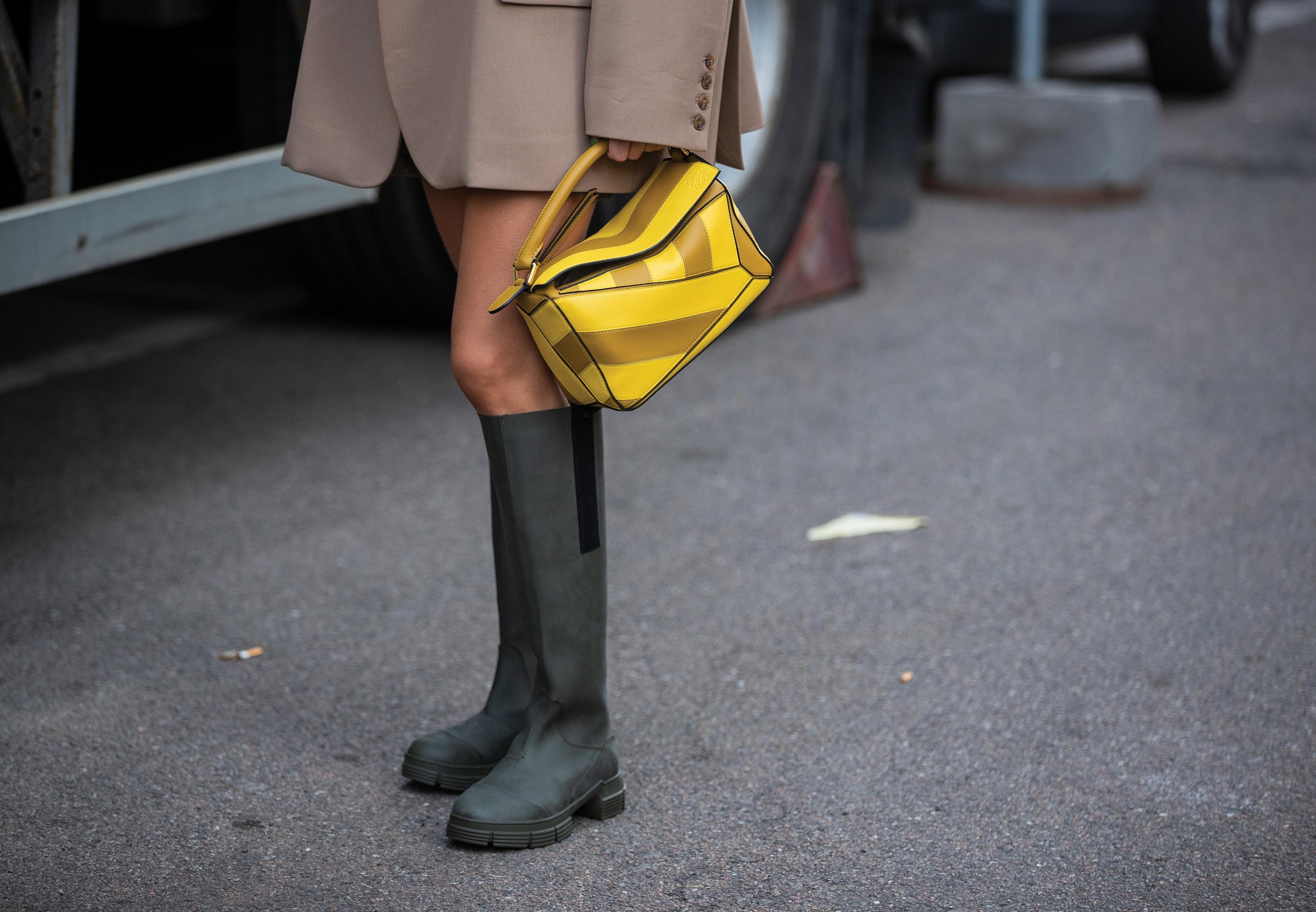 De beste schoenen om te dragen tijdens een regenbui