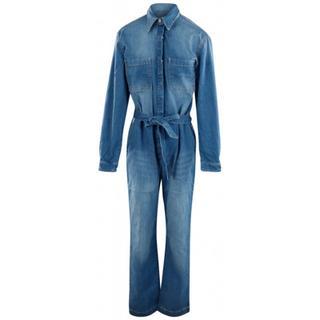 Aliya denim jumpsuit