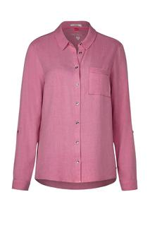 turn-up blouse