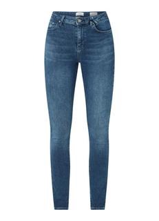 Faith high waist skinny fit jeans met stretch