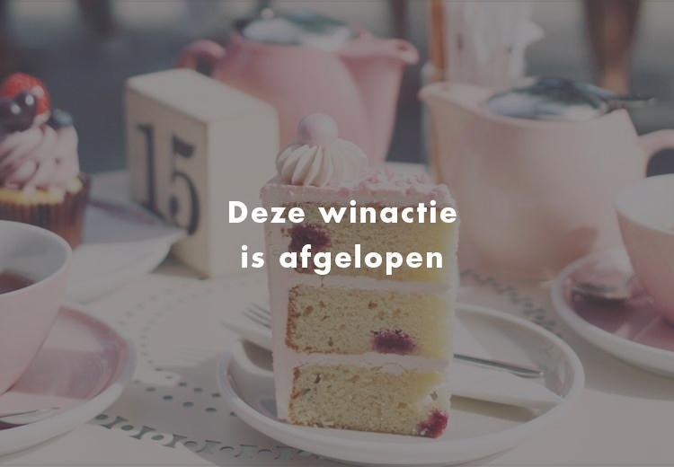 Win: een high tea met vriendinnen t.w.v. €200