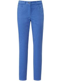 Broek model Julienne in 5-pocketsmodel blauw