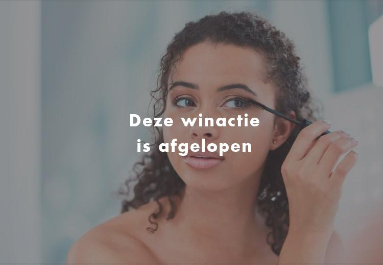 Win: een jaar lang gratis FRIDAY Mascara én €150 shoptegoed