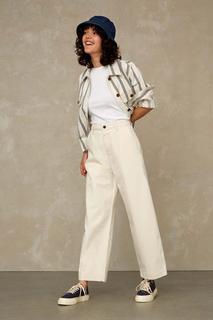 LEILA jeans Female - Beige