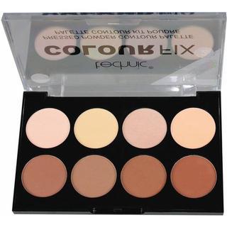 contouring-palet Colour Max Contour 2 8 kleuren (8-delig)