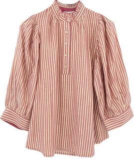 meela blouse rood meela blouse-red