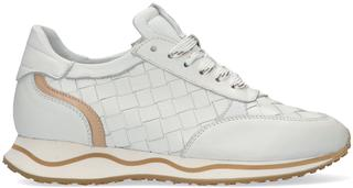 Witte Lage Sneakers Candice