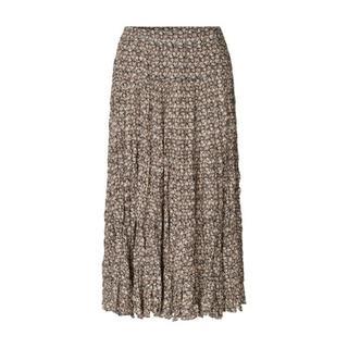 Frank midi skirt