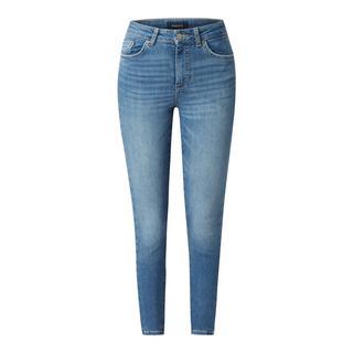 Skinny jeans met stretch