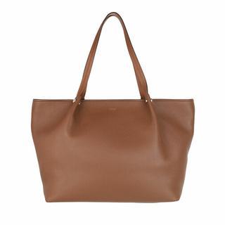 Shoppers - Shop Handbag in bruin voor dames