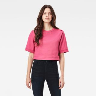 Boxy Fit Tee - Loose Fit
