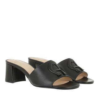 Slippers - Grazia 16A in zwart voor dames