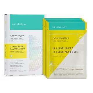 FlashMasque Illuminate 5 Minute Sheet Mask