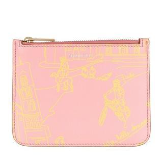 - Envelope Scorci Fiorent in roze voor dames