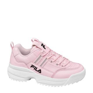sneakers lichtroze/wit