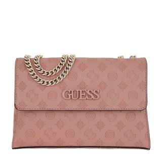 Cross Body Bags - Janelle Convertible Xbody Flap Rosewood in roze voor dames