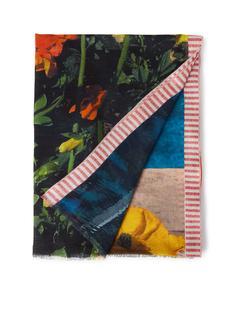 Gonzalo sjaal met dessin 200 x 100 cm