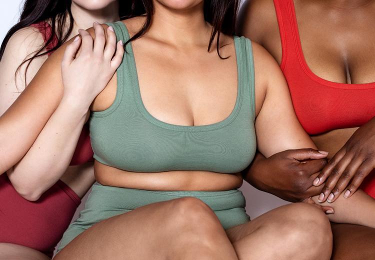 Trend gespot: minimalistische lingerie