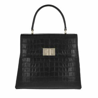 Totes - 1927 Medium Top Handle in zwart voor dames