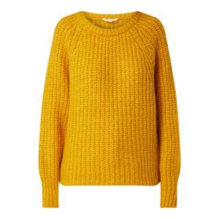 Pullover met raglanmouwen