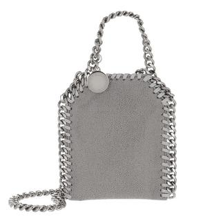 Crossbody bags - Micro Bag Falabella Shaggy Dear in grijs voor dames