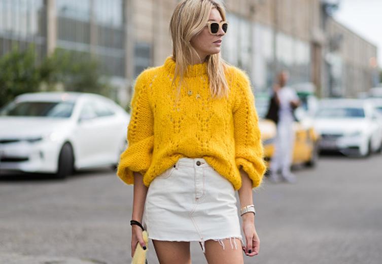 Dit zijn de truien die je draagt met koud lenteweer