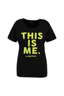 Dames This is Me T-shirt Zwart